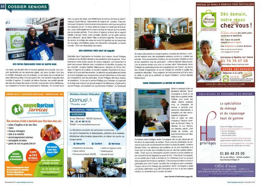 Neuilly Journal page 2