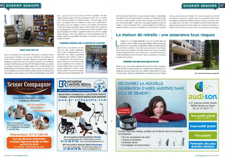 Neuilly journal page 3