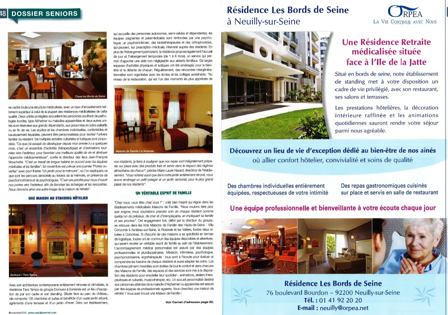 Neuilly journal page 4